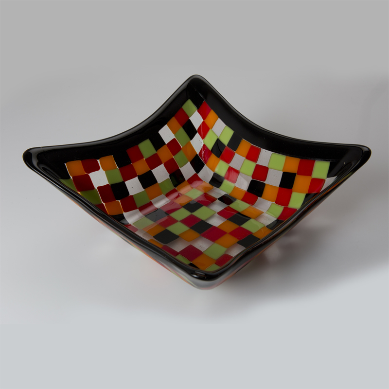 Mosaic Bowl Autumn